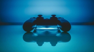 reflection playstation pad gaming